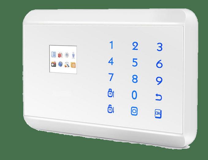 professionelle Alarmanlage kaufen installieren montage Funkalarm